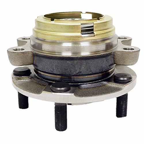 Price comparison product image HU590125 x 1 Brand New Wheel Bearing Hub Assembly Front Left Or Right Side (AWD) Fit 03-08 Infiniti FX35,  09-13 FX50