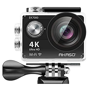 Akaso Ek7000 4k Wifi Sports Action Camera Ultra Hd Waterproof Dv Camcorder 12mp 170 Degree Wide Angle 1