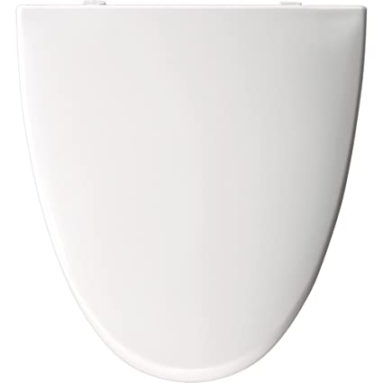 Groovy Bemis American Standard Elongated Solid Plastic Toilet Seat Creativecarmelina Interior Chair Design Creativecarmelinacom