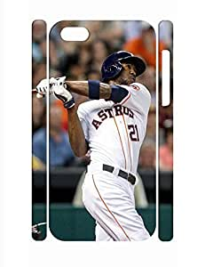 Personalized Classy Sports Guy 3D Print Hard Iphone 5C Cover Case