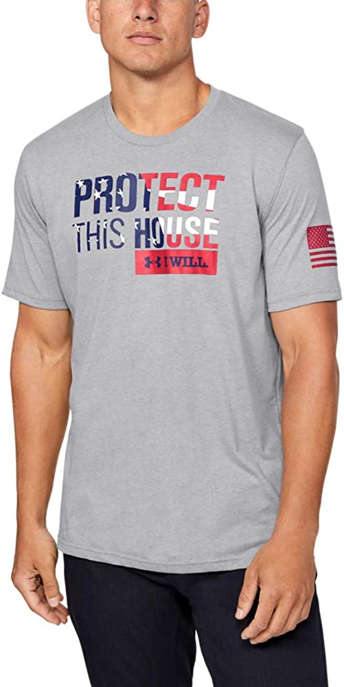 Under Armour Men's Freedom Protect This House T-Shirt
