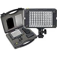 Olympus OM-D E-M1 Mark II Digital Camera Lighting Vidpro Professional Photo & Video 96 LED Light Kit