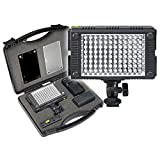 Nikon D7500 DSLR Digital Camera Lighting Vidpro Professional Photo & Video 96 LED Light Kit