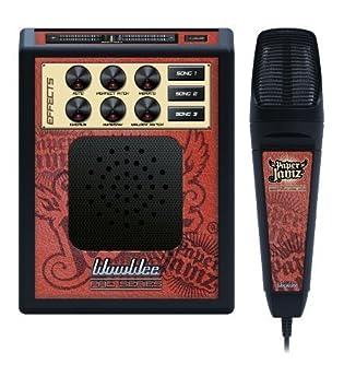 Pro Series 6424 Paper Jamz - Micrófono con amplificador [Importado de Alemania]: Amazon.es: Juguetes y juegos