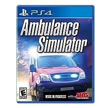 Uig Entertainment Ambulance Simulator PlayStation 4