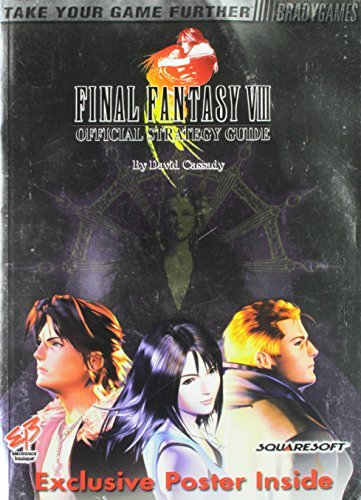 Final Fantasy 8: Official Strategy Guide by David Cassady (1999-11-06)