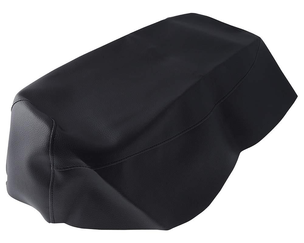 Sitzbezug schwarz 2 Personen f/ür Malaguti F12 altes Modell