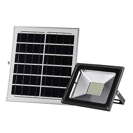 Proyector LED Luz solar Sensor de movimiento Luz de seguridad Luz ...