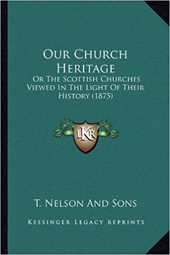 Church Heritage Book