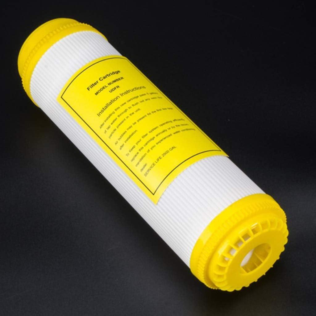 non-brand Cartucho de Filtro de Agua de Purificador de Agua de Filtro de Resina de Agua de 10 Pulgadas: Amazon.es: Hogar