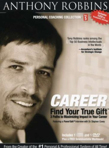 Anthony Robbins Personal Coaching Collection: Find Your True Gift - 3 Paths to Maximizing Impact in by Megaforce