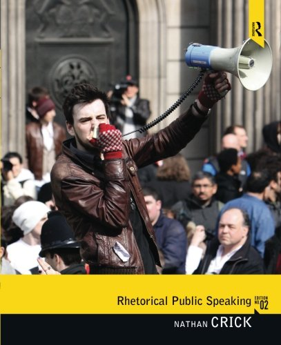 Rhetorical Public Speaking Text