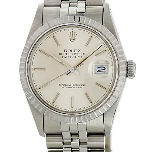Pre Owned Rolex - Rolex Datejust Automatic-self-Wind Male Watch 16030 (Certified Pre-Owned)