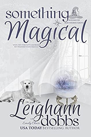book cover of Something Magical
