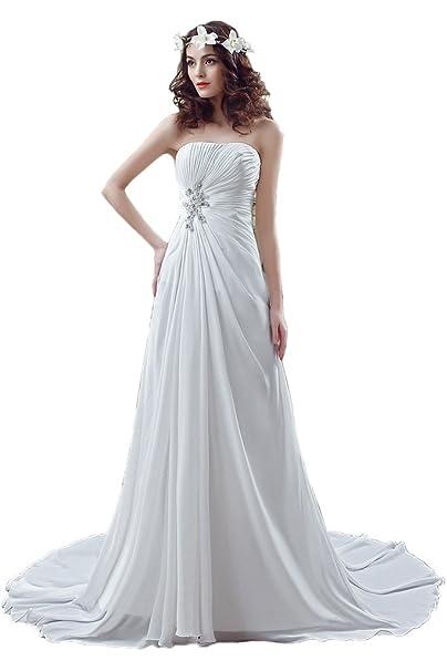 ivyd ressing Mujer Fácil croma Traeger los vestido de novia para vestido de noche vestido de