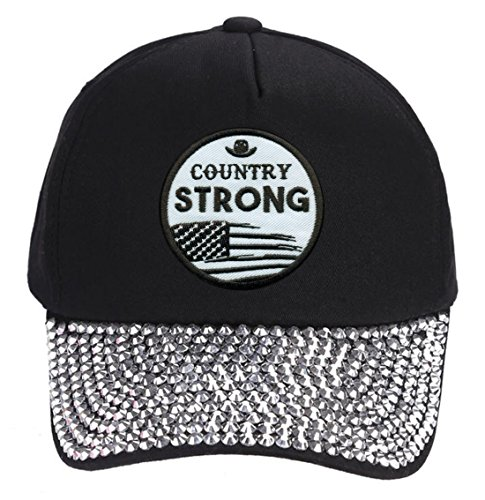 Country Strong Hat - Style Cap Color Options ()