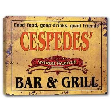 cespedes-world-famous-bar-grill-canvas-print-24-x-30