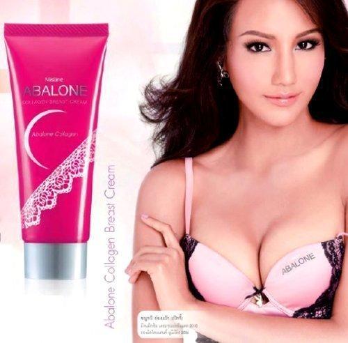 Mistine Abalone Collagen Breast Cream Firming Within 1 Week 30g