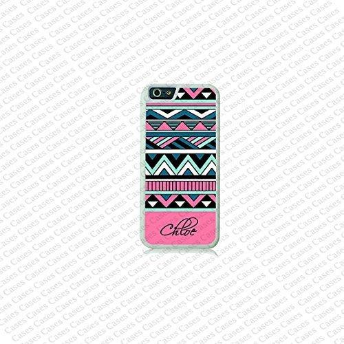 Krezy Case Aztec Pattern Monogram iPhone 6 Plus Case, Monogram iPhone 6 Plus Cover, Custom iPhone 6 5.5 inch Cases...