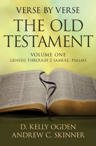 Download By K. Kelly Ogden Verse By Verse the Old Testament, Volume 1 [Hardcover] PDF