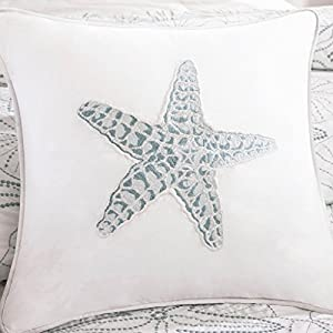 51ddfUdik2L._SS300_ 100+ Coastal Throw Pillows & Beach Throw Pillows