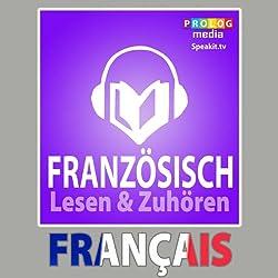 Französischer Sprachführer: Lesen & Zuhören [French Phrasebook: Reading & Listening]