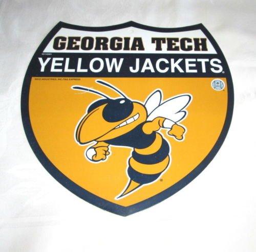 - Rico Industries Georgia Tech Yellow Jackets NCAA 12