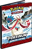 Pokemon Platinum 3 Supreme Victors Portfolio (9 Pocket Pages)