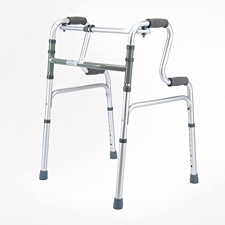 LYXPUZI Andador de Aluminio para Personas Mayores - Anciano ...