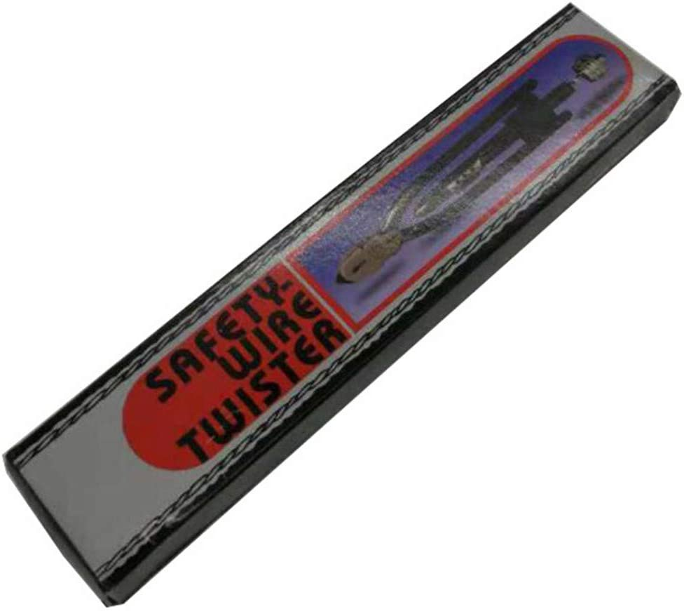 Pince coupante lat/érale /à freiner CUEYU Fil de s/écurit/é Twister r/éversible Pince Fil de s/écurit/é Twist Pince 6
