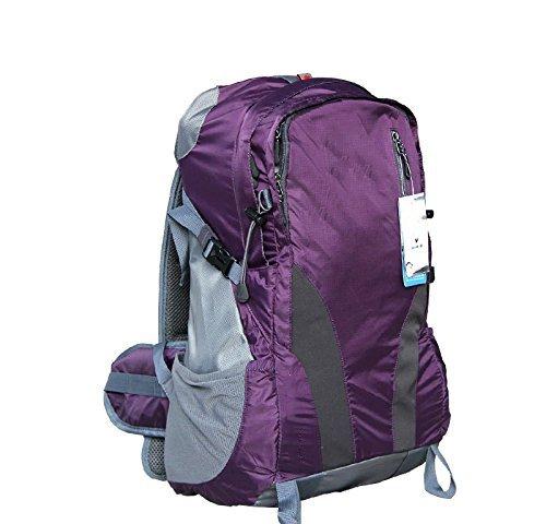 männer und frauen im bergsteigen taschen schulter hly-b0012 35l ultralight reisen wichtig, reisen, lila