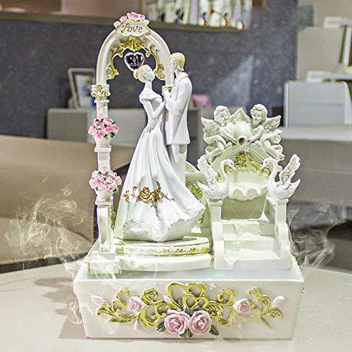 Creative Home Practical Wedding Water Fountain Decoration New Wedding Nebulizer   Type 1, Decoration