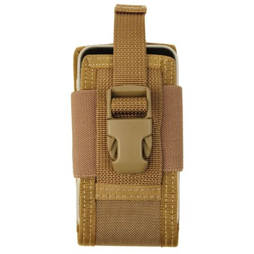Maxpedition 5-Inch Clip-On Phone Holster (Khaki), Outdoor Stuffs