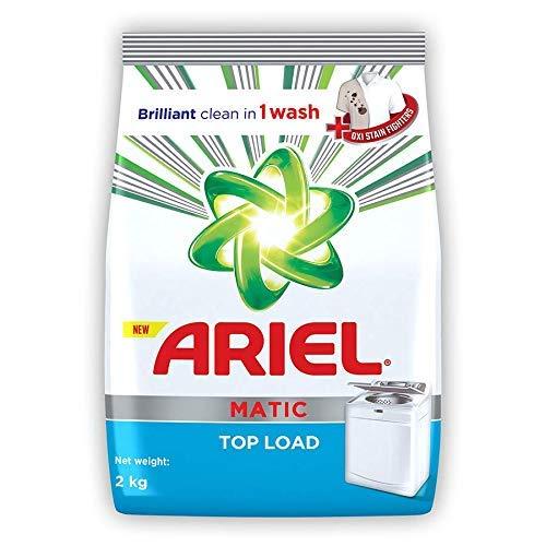 Ariel Matic Top Load Detergent Washing Powder – 2 kg