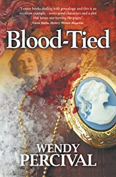 Blood-Tied (Esme Quentin Mystery Book 1) by [Percival, Wendy]