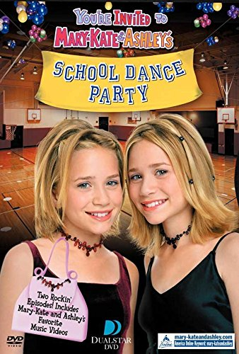 You're Invited to Mary-Kate & Ashley's School Dance Poster Movie 11x17 Blake - Kate Style And Ashley Mary