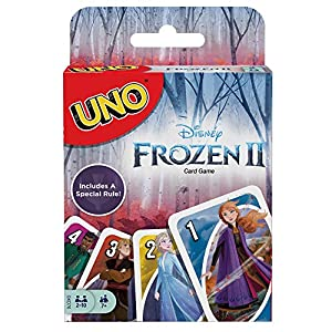 UNO: Disney Frozen II – Card Game