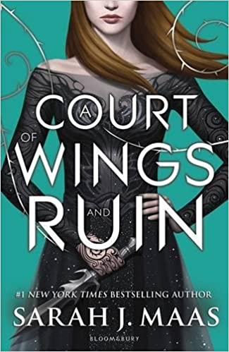 Image result for a court of wings and ruin uk