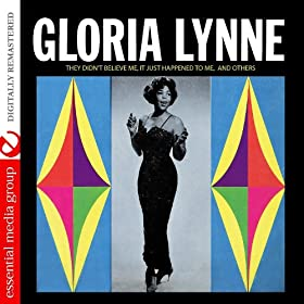 Gloria Lynne - Encore