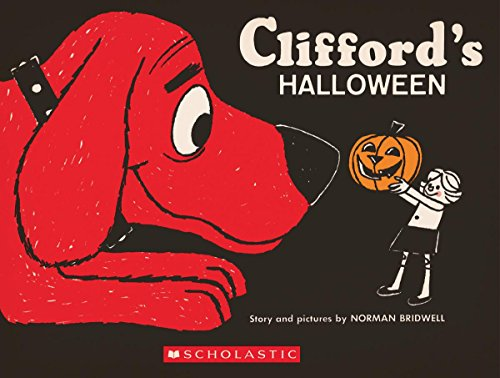 cliffords halloween vintage hardcover edition