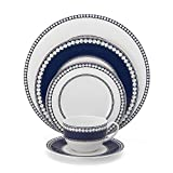 Mikasa Akoya Cobalt 5-Piece Place Setting Dinnerware Set, Service for 1 Review