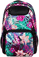 Roxy ERJBP03103 Women Shadow Swell Backpack, Tblk Modlove - One Size