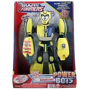 Amazon.com: Transformers Animated Power Bots - Street