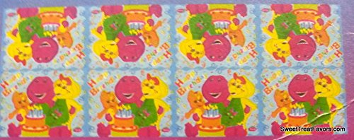 Barney Party Tablecover Birthday Baby Boop Decoration