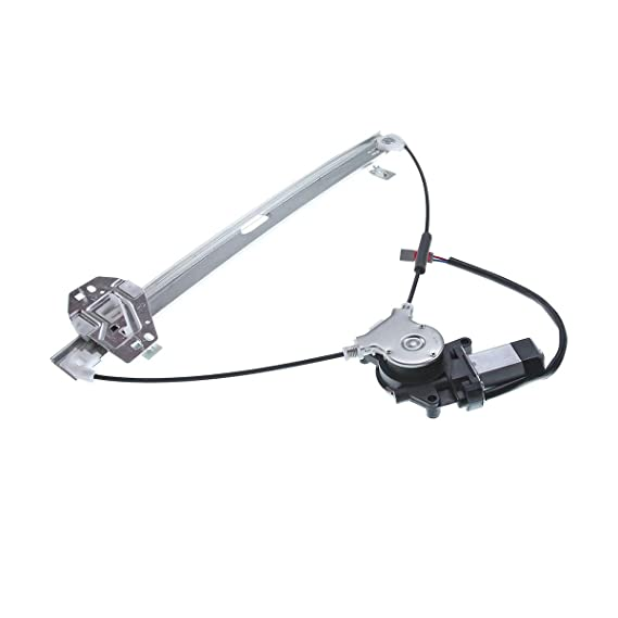 Front RH Passenger Side Power Window Regulator With Motor Assembly for 2003-2010 Honda Element 2 Pin Connector.