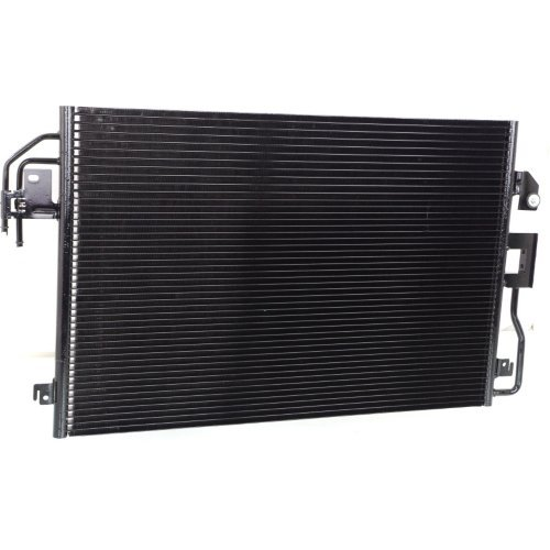 Kool Vue KVAC3675 Original Equipment Replacement Parallel Flow AC Condenser with Integrated Oil Cooler for Select 2008 Ford Escape and Mercury Mariner Models