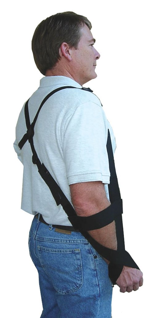 GivMohr Sling: Medium (Latex Free, Made in the USA by GivMohr Corporation, Albuquerque, NM)