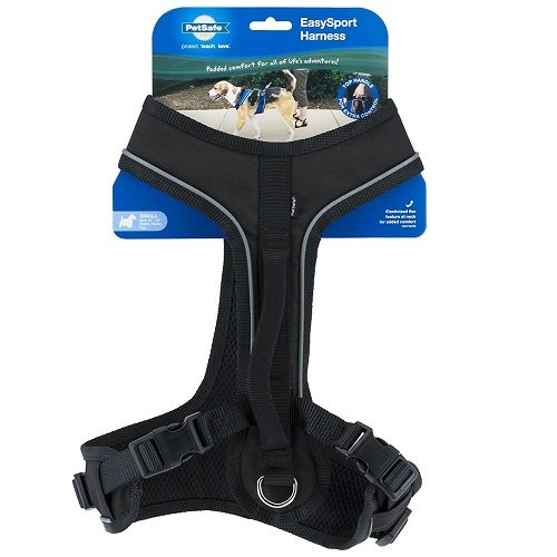 RADIO SYSTEMS Easy Sport Small Dog Harness in Assorted colors, Variable Size