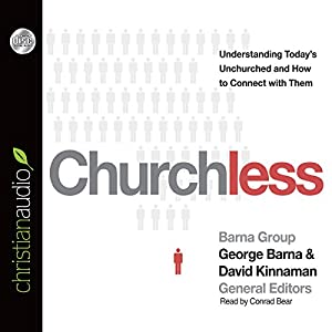 Churchless Audiobook