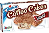 Hostess Cinnamon Streusel Coffee Cakes 11.6 Ounce Package of 8